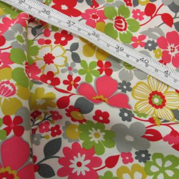 vibrant floral by Rose and Hubble
