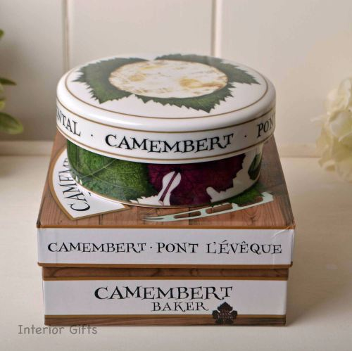 Camembert Cheese Baker French Country