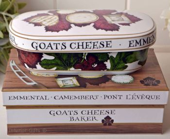 Camembert or Goat's Cheese Baker French Country