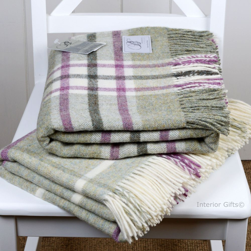 <!--002-->Bronte by Moon Wool Throws & Blankets