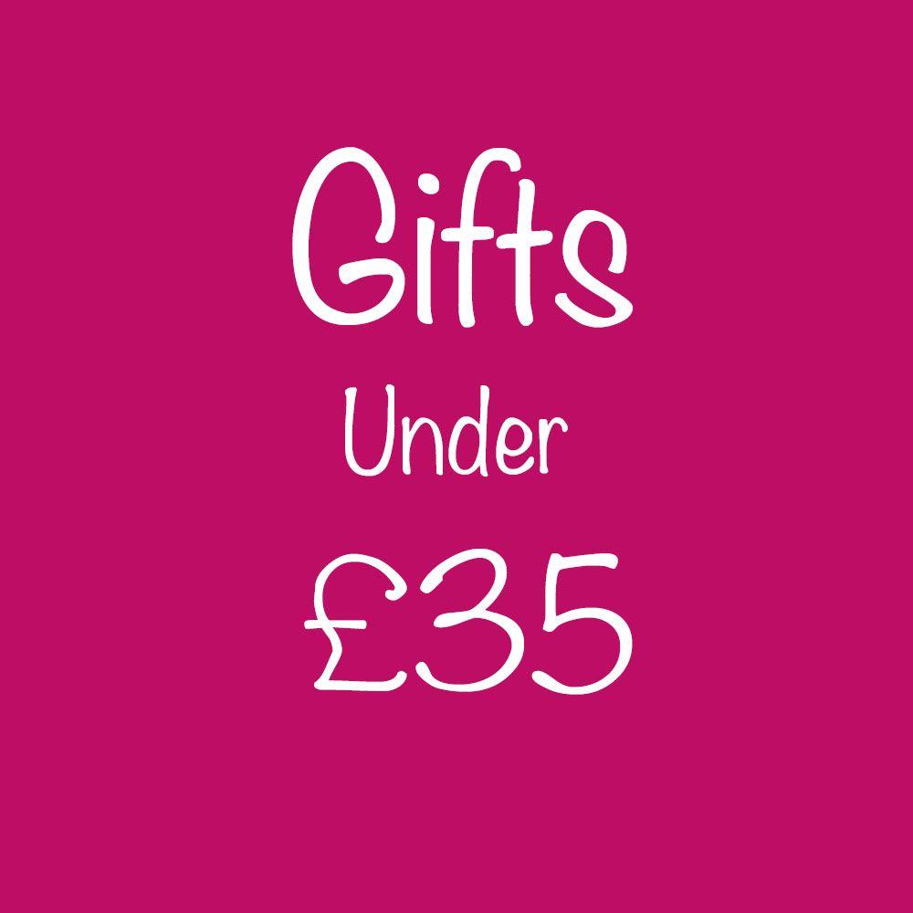 <!--003-->GIFTS UNDER £35