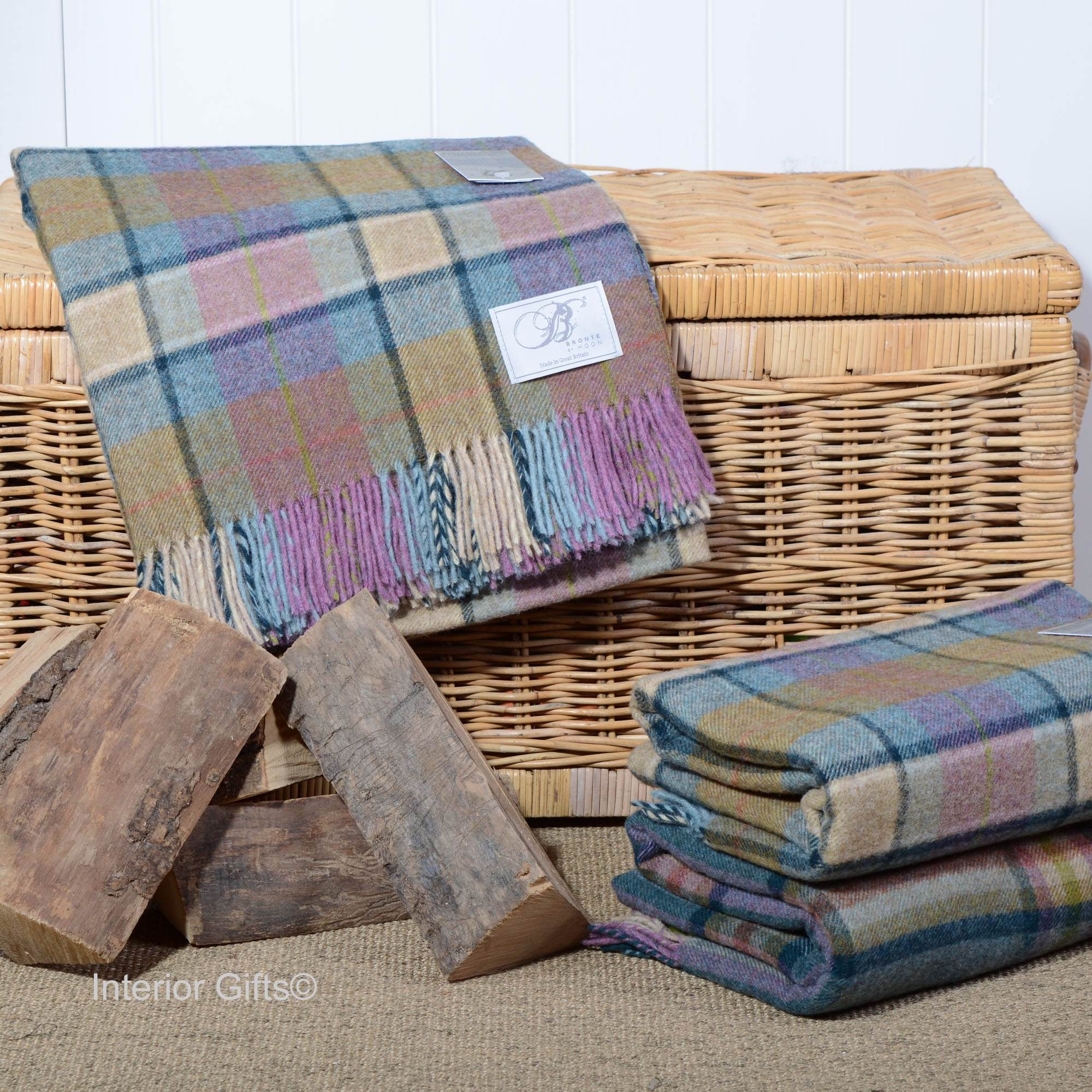 Wool Throws Stunning Styles