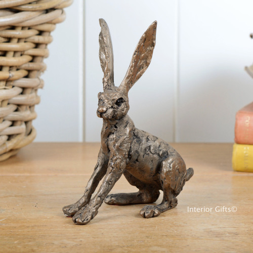 Ted Hare Frith Bronze Sculpture by Thomas Meadows