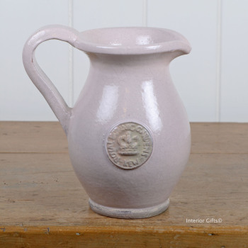 Kew Royal Botanic Gardens Jug in Powder Pink