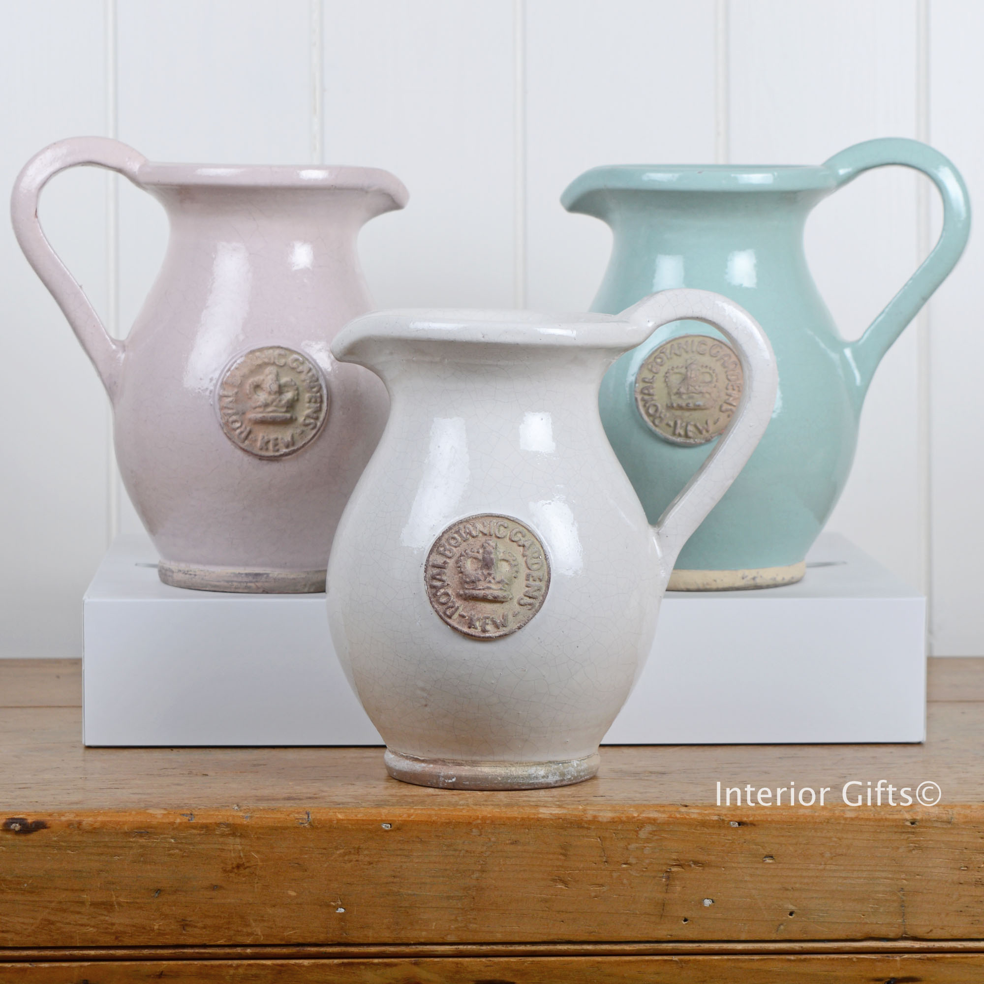 Kew Jugs Terracotta