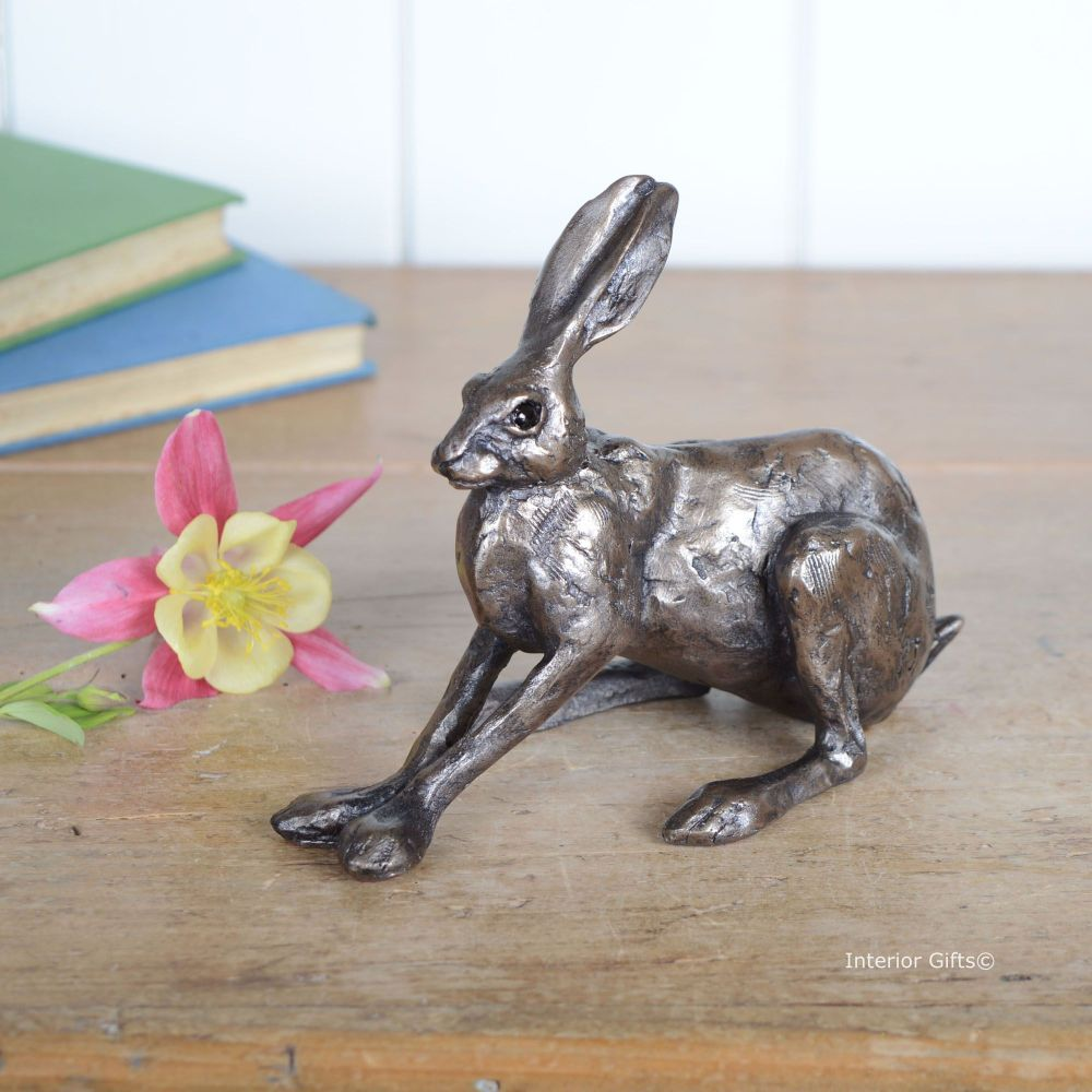 Hilary Hare Frith Bronze Sculpture by Paul Jenkins