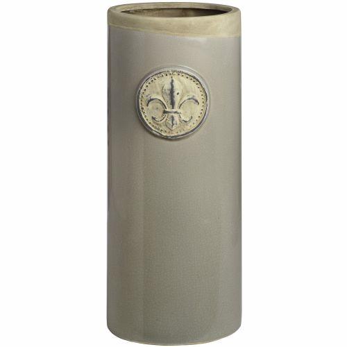 Sage Green Umbrella Stand - Ceramic