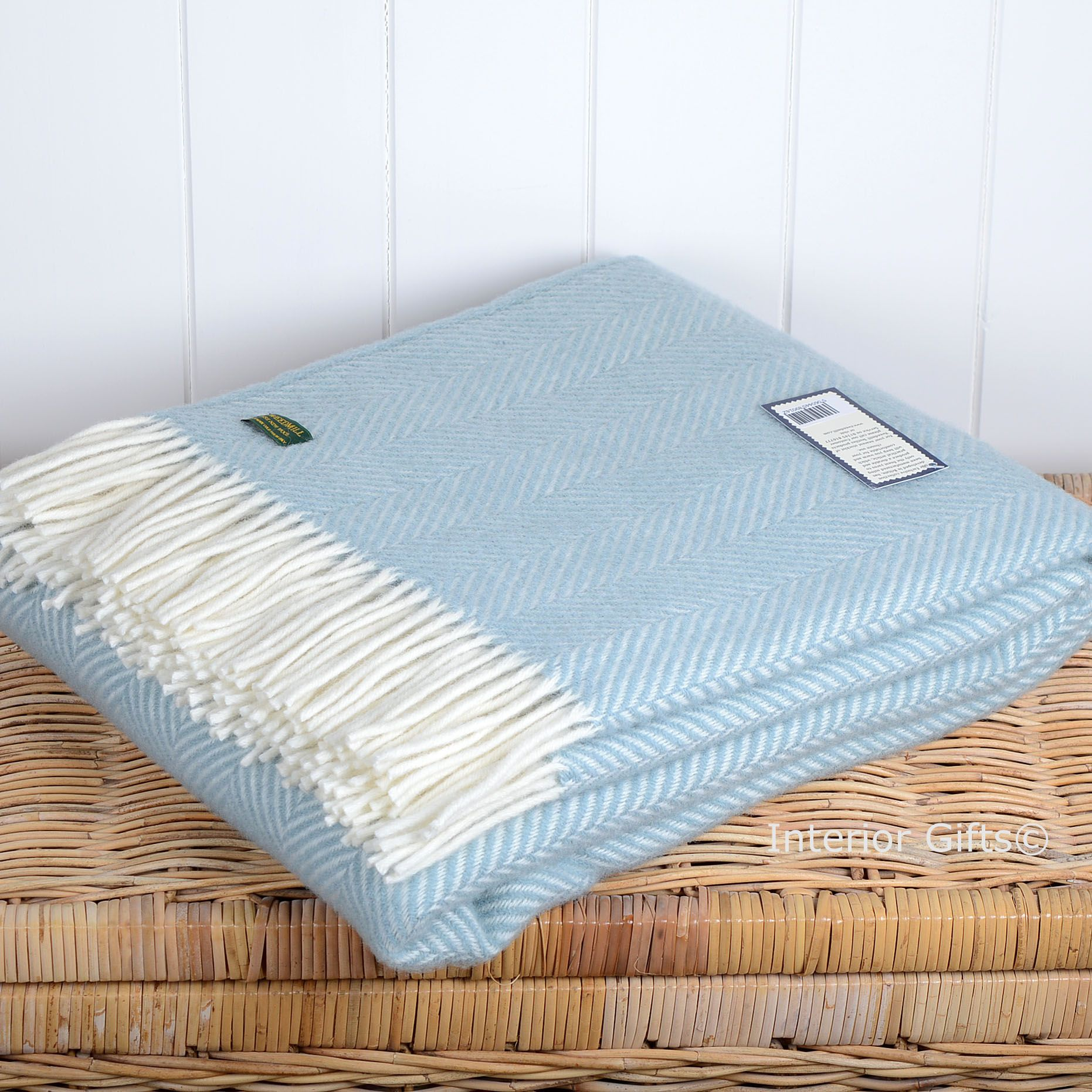 Tweedmill Pure New Wool Blanket