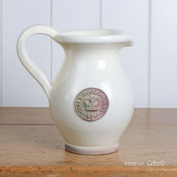 Kew Royal Botanic Gardens Jug in Ivory Cream