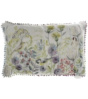Voyage Morning Chorus Rectangular Country Cushion - 40 x 60cm