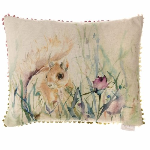 Winter Harvest Country Cushion - Voyage Maison - 40 x 50 cm