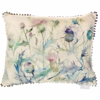 Voyage Damson Bristle Country Cushion - 40 x 50 cm