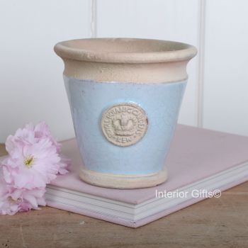 KEW Royal Botanic Gardens Candle in Duck Egg Blue - Small
