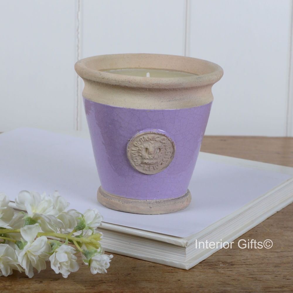 KEW Royal Botanic Gardens Candle in Lavender - Small