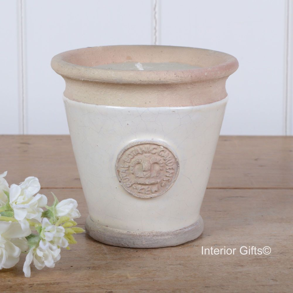 KEW Royal Botanic Gardens Candle in Chartwell Green - Small