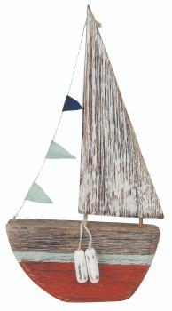 Archipelago Half Rig Yacht Wood Carving