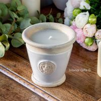 KEW Royal Botanic Gardens Candle in Bone - Small