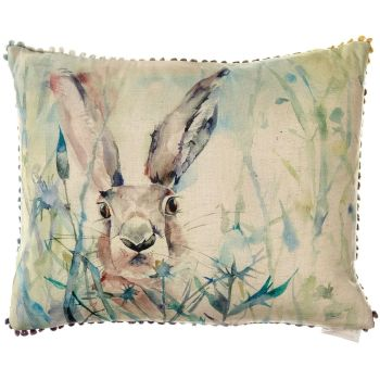 Voyage Jack Rabbit Country Cushion Small 40 x 50 cm