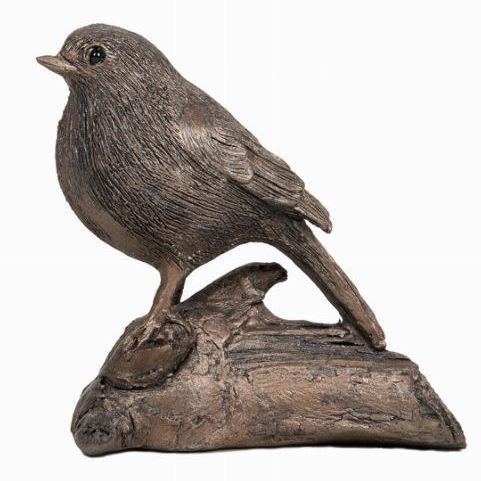 Robin Frith Bronze Sculpture by Thomas Meadows