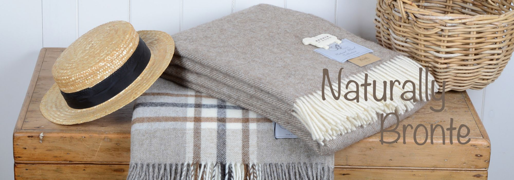 Trade Supply Wool Blankets and THrows