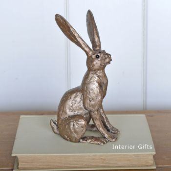 Trixie Hare Frith Bronze Sculpture by Thomas Meadows *NEW*