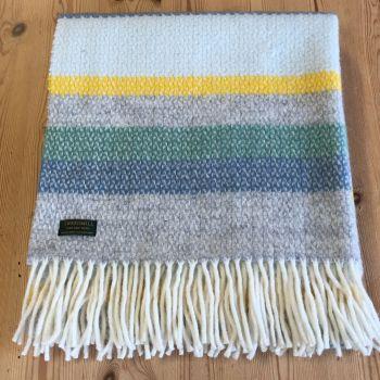 Tweedmill Horizon Ascot Knee Rug or Small Blanket Throw Pure New Wool