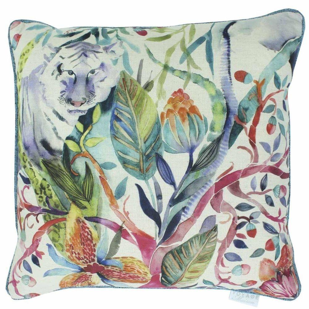 Voyage Jungle Square Cushion - 50 x 50 cm
