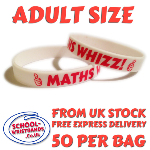 MATHS WHIZZ - ADULT SIZE - Includes express delivery and VAT!