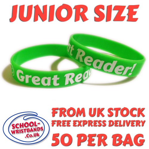 GREAT READER - JUNIOR SIZE - Includes express delivery and VAT!