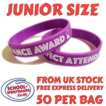 ATTENDANCE - JUNIOR SIZE - PURPLE - Includes express delivery!