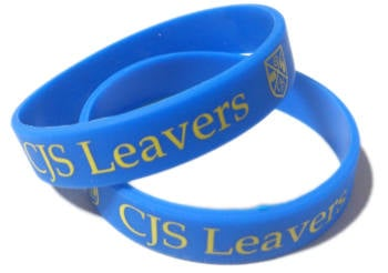 *CJS Leavers gifts - by www.School-Wristbands.co.uk