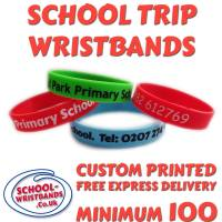 **SCHOOL-TRIP-WRISTBANDS - www.School-Wristbands.co.ukk
