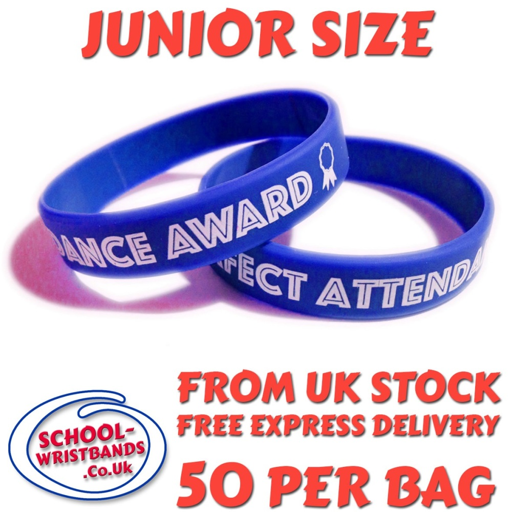 ATTENDANCE - JUNIOR SIZE - BLUE - Includes express delivery!