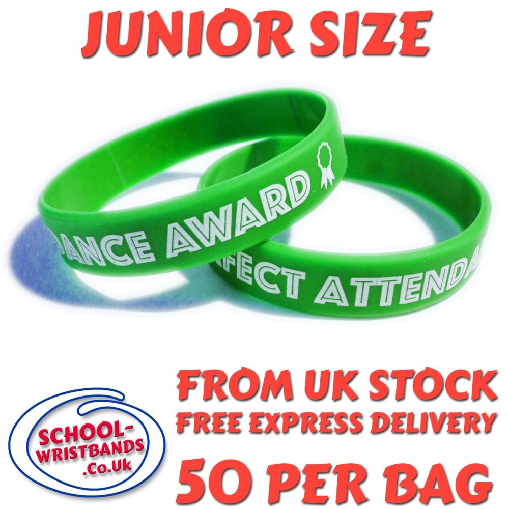 ATTENDANCE - JUNIOR SIZE - GREEN - Includes express delivery!