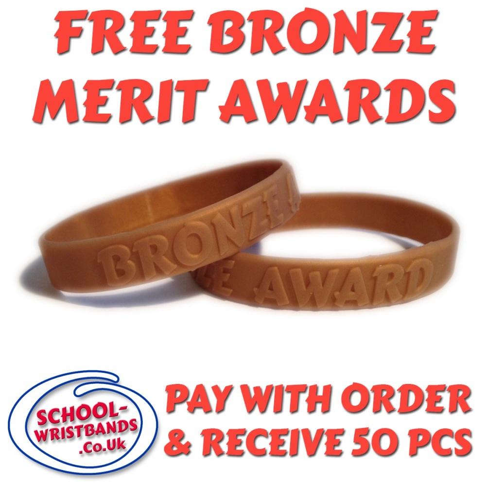 FREE BRONZE MERITS