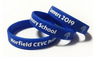 Horfield CEVC Primary School - Custom Printed School Trip Wristbands by Sch