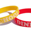 rubber wristbands - # - 1