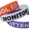 rubber wristbands - # - 12