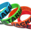 rubber wristbands - # - 14