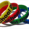 rubber wristbands - # - 16