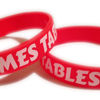 rubber wristbands - # - 24