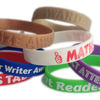 rubber wristbands - # - 27