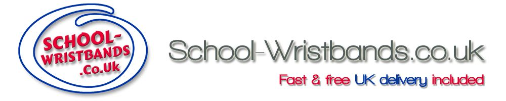 www.School-Wristbands.co.uk, site logo.