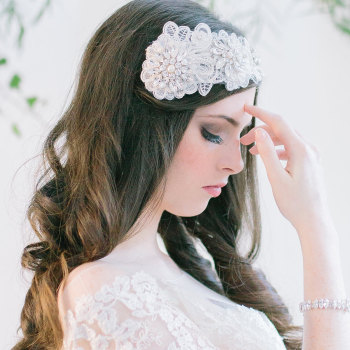 Aurelia Headpiece