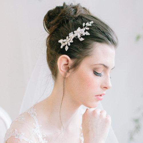 Fern Bridal Comb