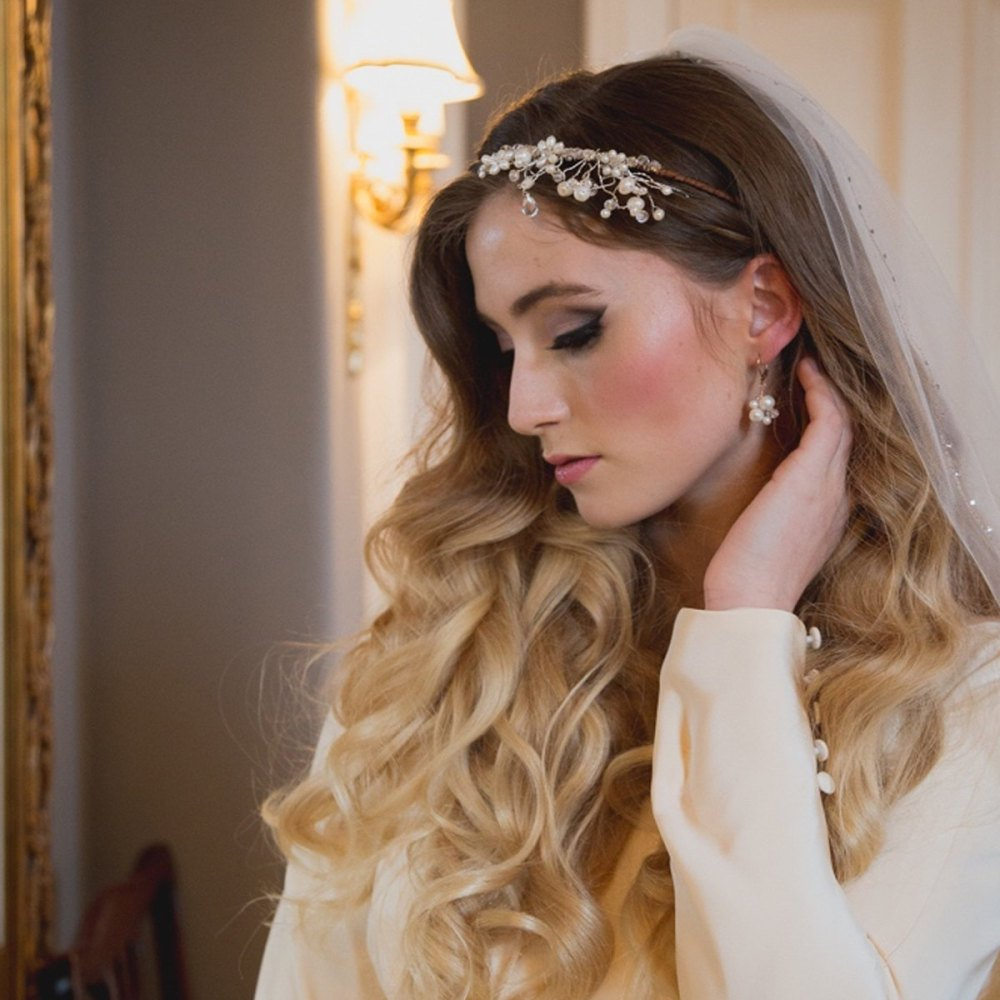 Harmony Side Headpiece