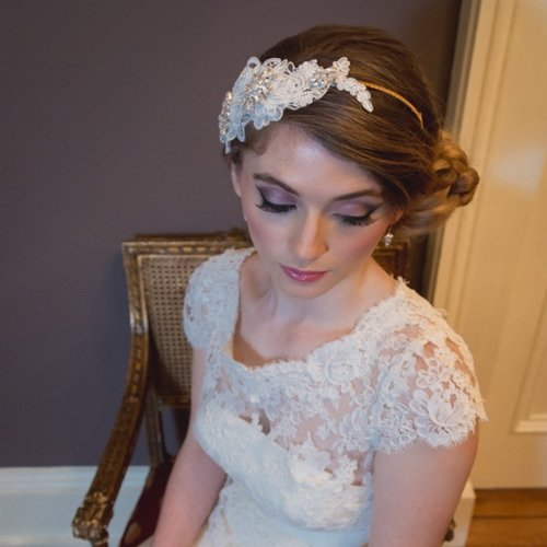 Aurelia Headpiece