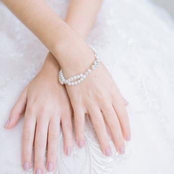 Pearl Twist Bracelet