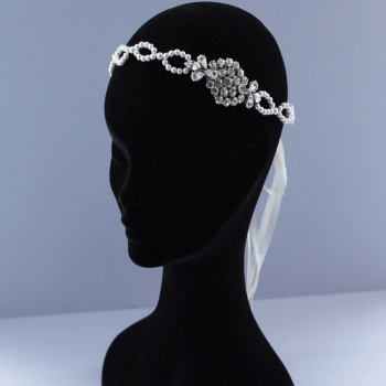 Charlotte Headpiece