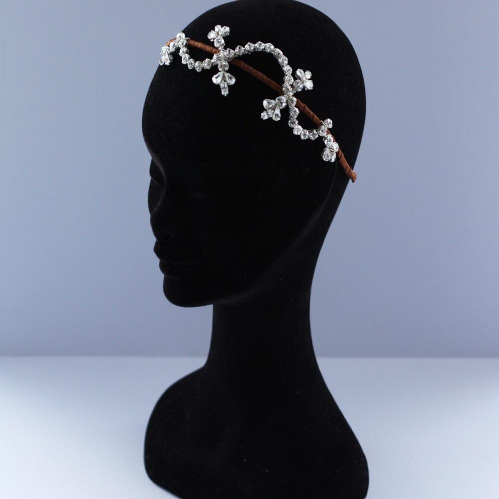 Agatha Headpiece